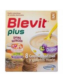 BLEVIT PLUS DUPLO 8 CER M GALL 600 GR