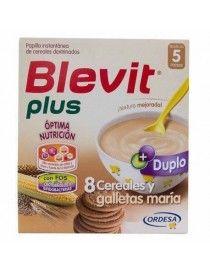 BLEVIT PLUS DUPLO 8 CER GALL 600 GR