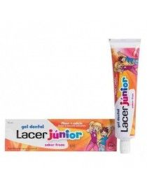 LACER GEL DENTAL JUNIOR FRESA 75ML