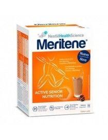 MERITENE CAFE DESCAFEINADO 30GR 15 SOBRE