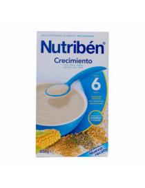 NUTRIBEN CRECIMIENTO L/A 600 GR