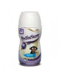 PEDIASURE VAINILLA 200 ML C/4 M500