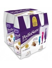 PEDIASURE CHOCOLAT 200 ML C/4 M692