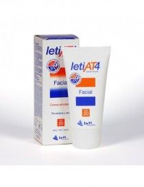 LETI AT-4 FACIAL SPF20 50 ML