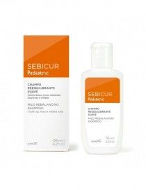 SEBICUR PEDIATRIC CHAMPU 125 ML
