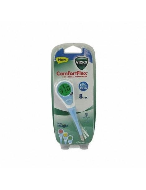 TERMOMETRO DIGIT VICKS FLEXIB V 965 F
