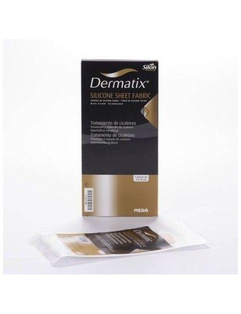 DERMATIX LAMINA SILIC FABRIC 4X13 CM
