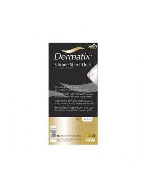 DERMATIX LAMINA SILIC CLEAR 4X13 CM