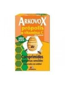 ARKOVOX PROPOLIS MENTA VIT C 20 COMP