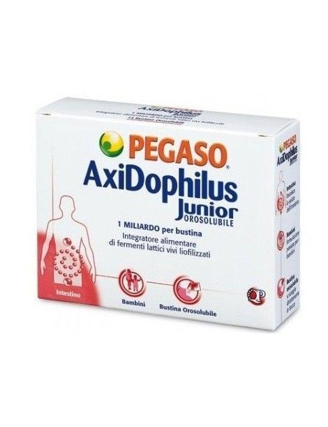AXIDOPHILUS JUNIOR 15 CAP