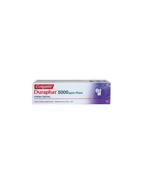 DURAPHAT 5000 PPM CREMA DENTAL FLUOR