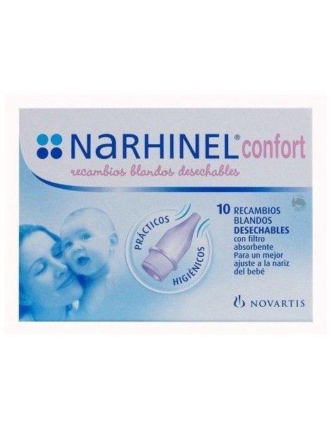 NARHINEL CONFORT RECAMBIOS DESEC 10UN