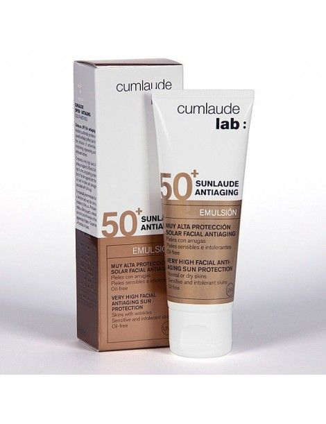 SUNLAUDE SPF 50+ ANTIAGING EMULSION 50 ML
