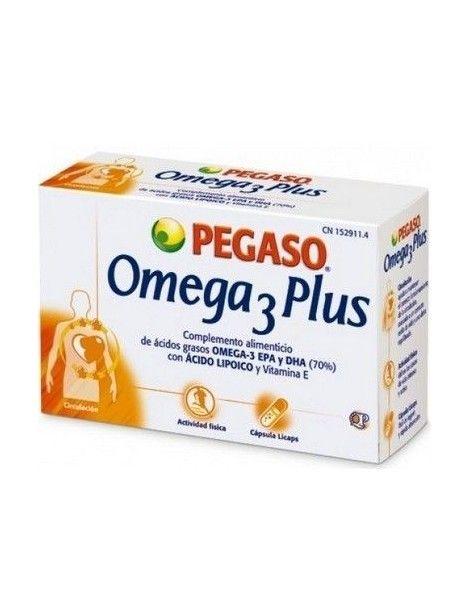 OMEGA 3 PLUS 40 CAP