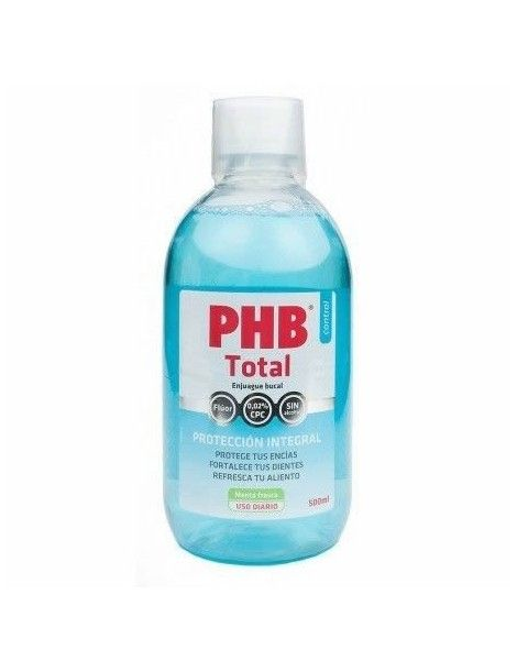 PHB ENJUAGUE TOTAL 500 ML 4050