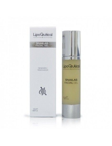 LIPOCEUTICAL SNAILAS GEL FACIAL 50 ML