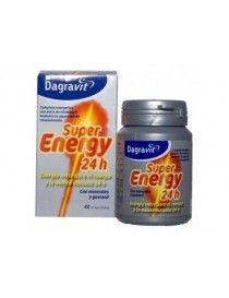 DAGRAVIT SUPER ENERGY 24H 40 COMP