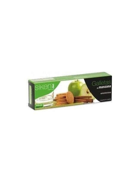 SIKENDIET GALLETA MANZANA 15 UNI