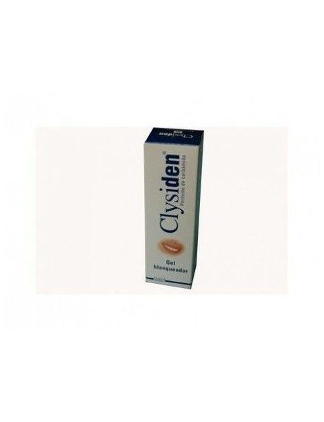 CLYSIDEN GEL BLANQUEADOR 30ML