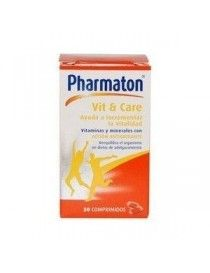 PHARMATON VIT CARE 30 COMP