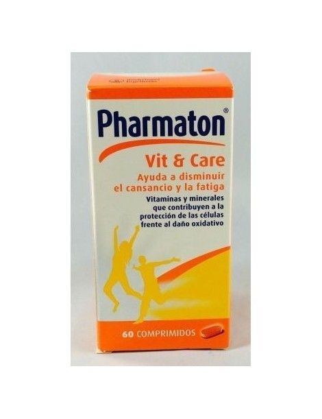 PHARMATON VIT CARE 60 COMP