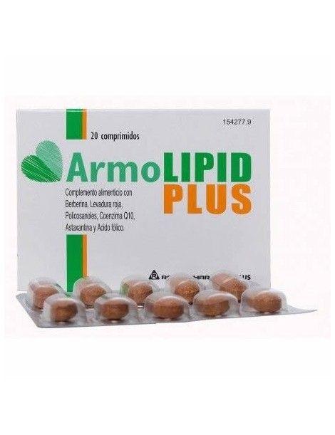 ARMOLIPID PLUS 20 COMP