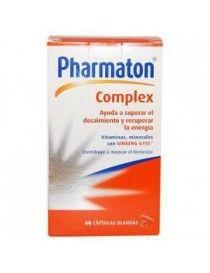 PHARMATON COMPLEX 30 CAP