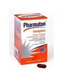 PHARMATON COMPLEX 60 CAP
