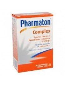 PHARMATON COMPLEX 20 COMP EFERV