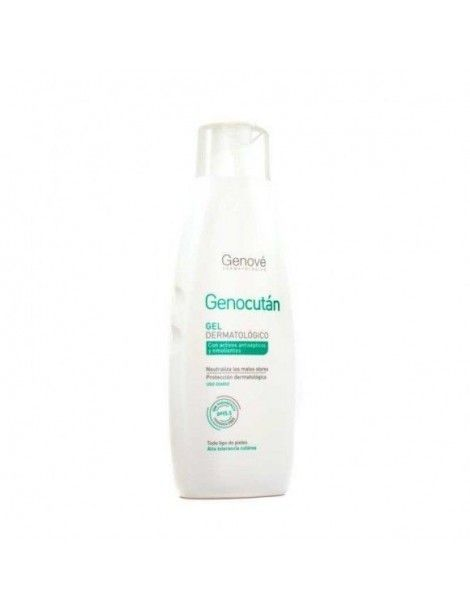 GENOCUTAN GEL 750 ML