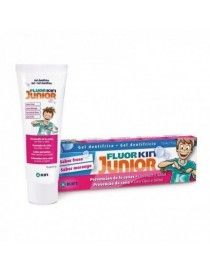 FLUORKIN JUNIOR GEL FRESA 75 ML