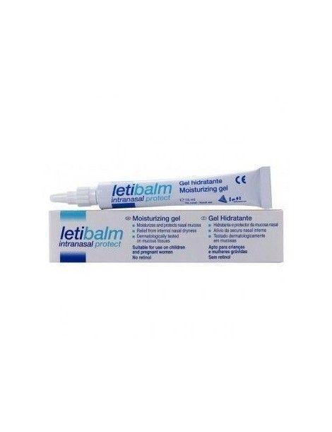 LETIBALM INTRANASAL PROTECTOR GEL HIDRATANTE 15 ML