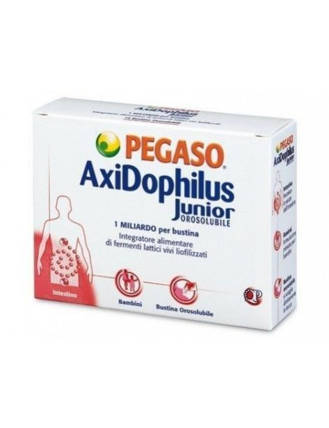 AXIDOPHILUS JUNIOR 14 SOBRES