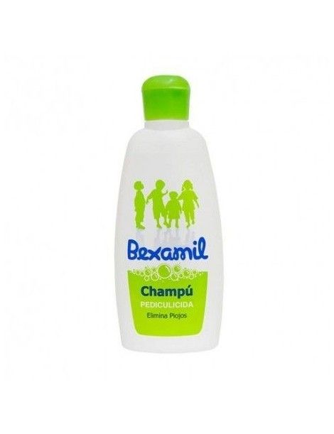 BEXAMIL CHAMPU PEDICULICIDA 200 ML