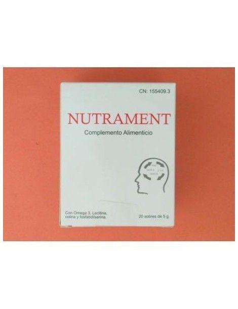 NUTRAMENT 20 SOBRES