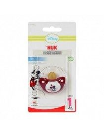 CHUPETE NUK T1N DISNEY MICKEY LATEX 1UN