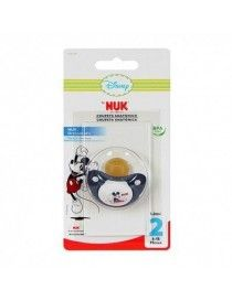 CHUPETE NUK T2N DISNEY MICKEY LATEX 1UN