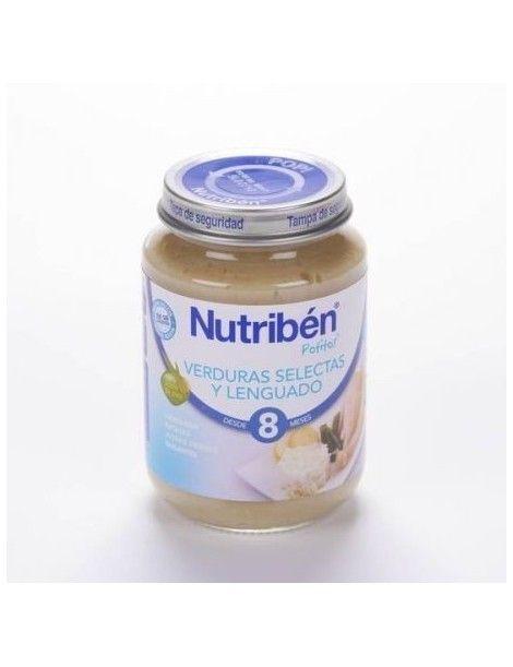 NUTRIBEN JR LENGUADO VERDURAS