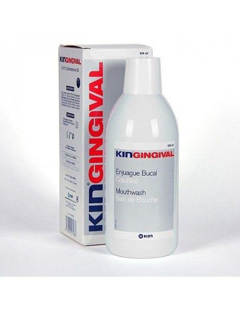 KIN GINGIVAL ENJUAGUE 500 ML