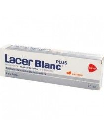 LACER BLANC PLUS PASTA 75 ML