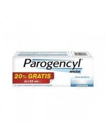PAROGENCYL CONTROL 2X125 ML DUPLO