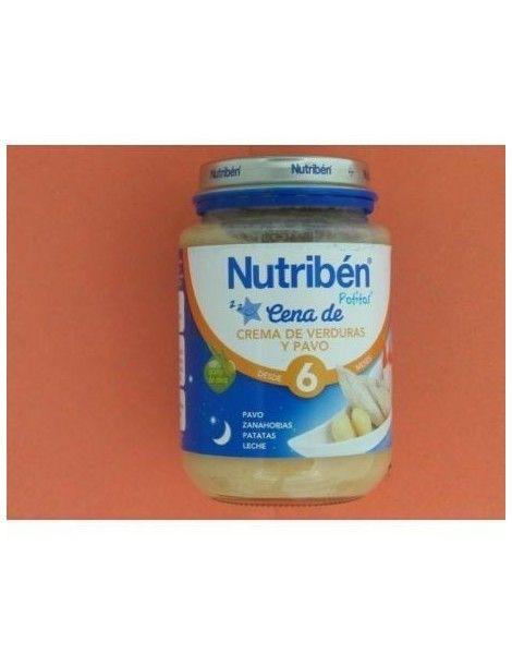 NUTRIBEN CENA CREMA VERD PAVO 200 GR