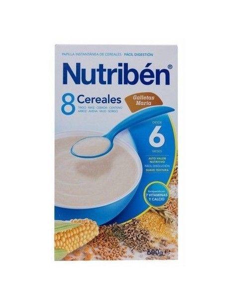 NUTRIBEN 8 CER GALL MARIA 600 GR