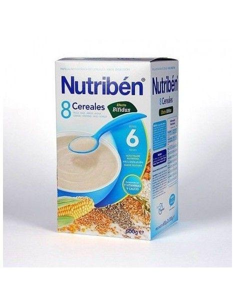 NUTRIBEN 8 CER EFECTO DIGEST 600 GR