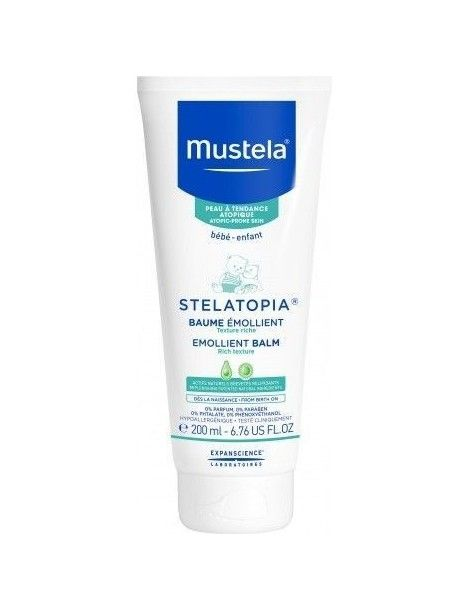 MUSTELA STELATOPIA BALSAM INTENS 200ML