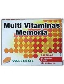 VALLESOL MEMORIA 40 CAP