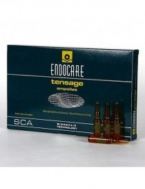 ENDOCARE TENSAGE AMPOLLAS  10X2 ML