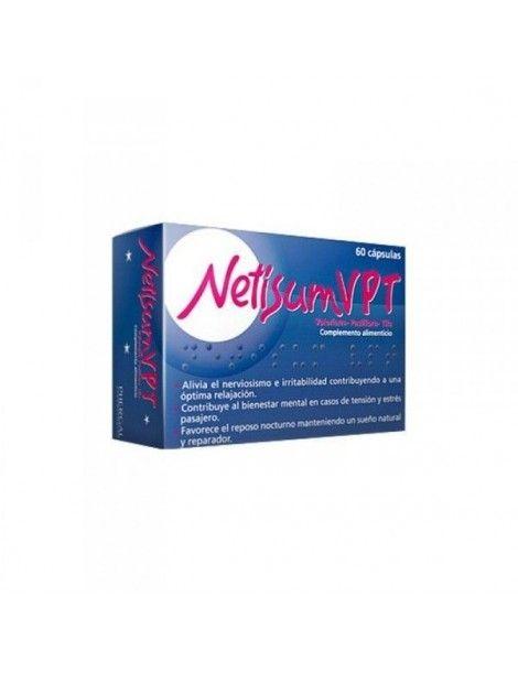 NETISUM VPT 60 CAP