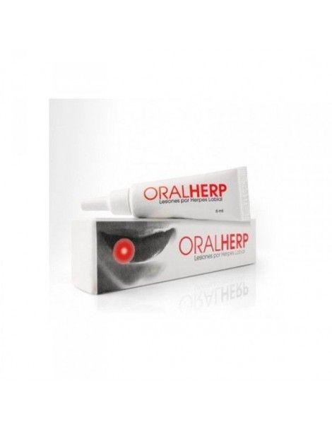 ORALHERP CREMA 6 ML