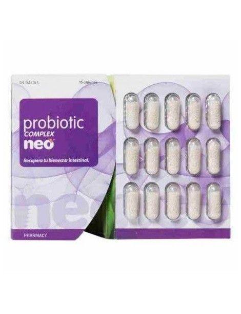 PROBIOTIC COMPLEX NEO 15 CAP